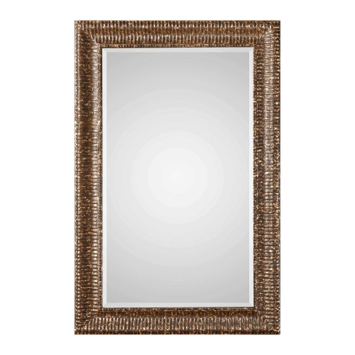Armadale Large Mirror - Mahogany Bronze