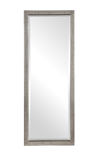 Cacelia Mirror - Metallic Silver