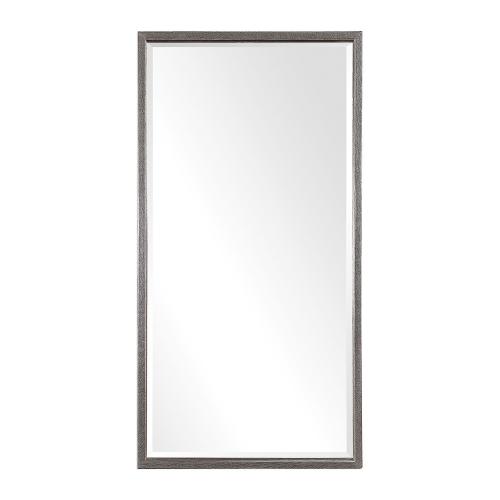 Gabelle Mirror - Metallic Silver