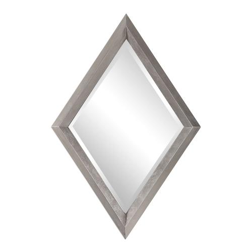 Diamante Mirror - Silver