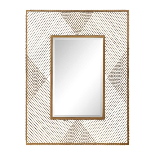 Bavol Mirror - Metallic Gold