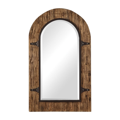Cassidy Arch Mirror - Wooden