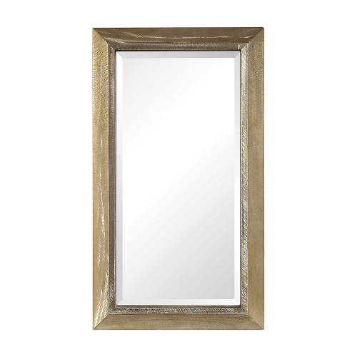 Madock Mirror - Metallic Brass
