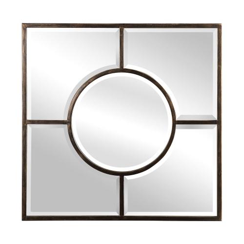 Baeden Mirror - Forged Iron