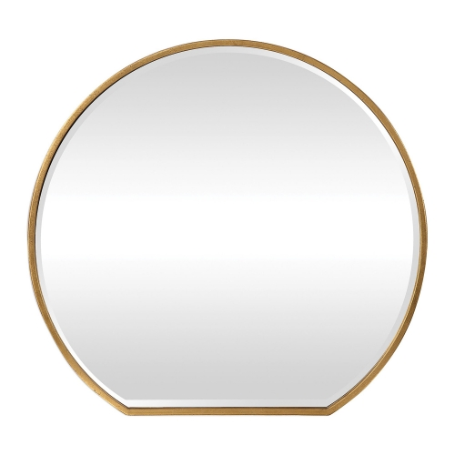Cabell Mirror - Gold