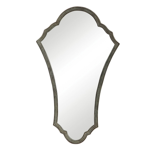 Maeve Mirror - Arched Bronze