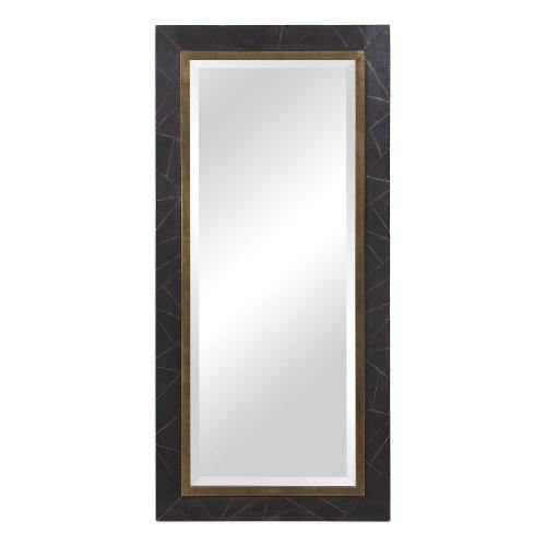 Eliah Mirror - Dark Bronze