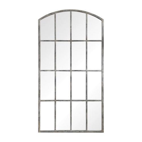 Amiel Arched Mirror - Ivory