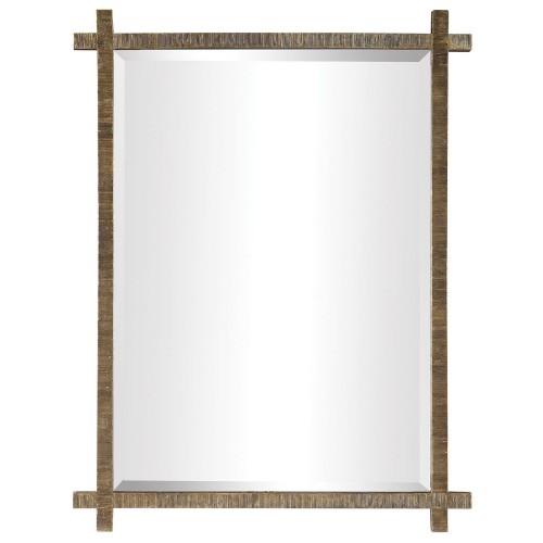 Abanu Vanity Mirror - Gold