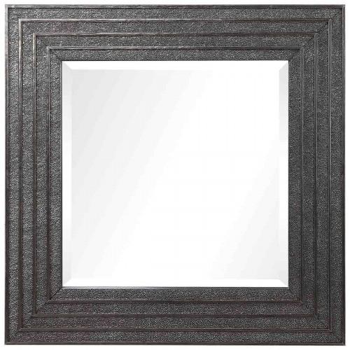 Sondra Square Mirror - Silver