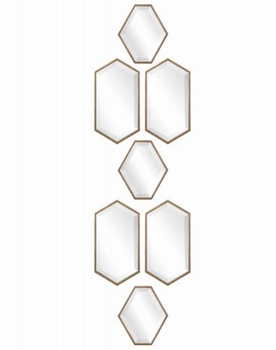 Sarita Moroccan Mirrors - Set of 7