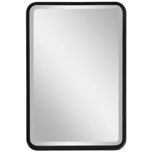 Croften Vanity Mirror - Black