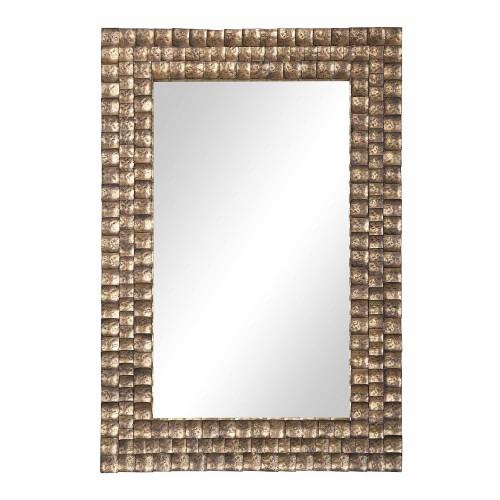 Ramya Mirror - Gold
