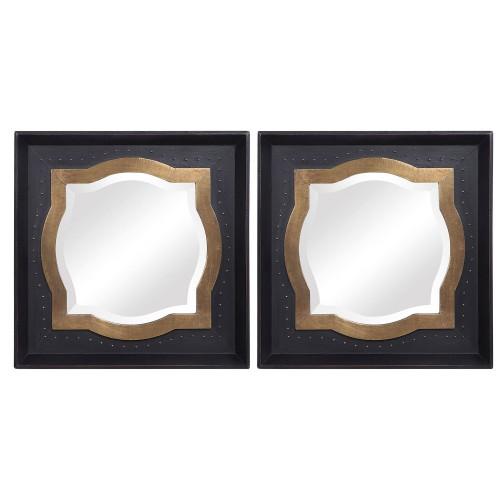 Anisah Mirrors - Set of 2 - Moroccan