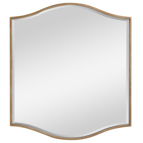 Cerise Mirror - Gold