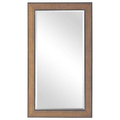 Valles Mirror - Golden Rust