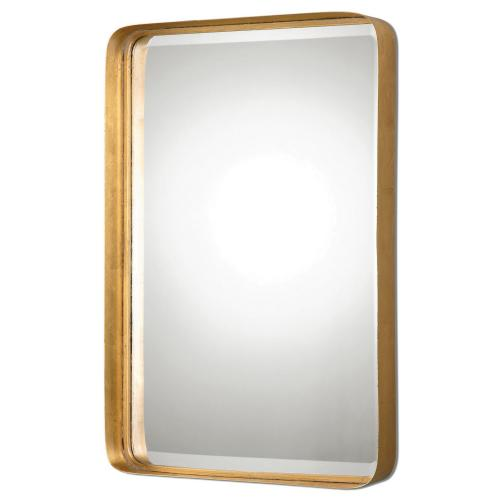 Crofton Mirror - Antique Gold