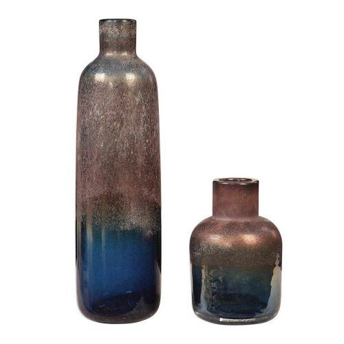 Korbin Vases - Set of 2 - Blue