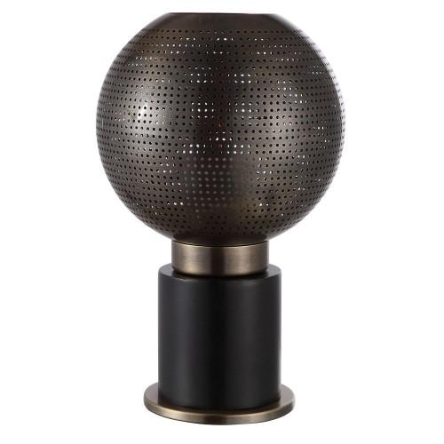 Branham Globe Candleholder - Bronze