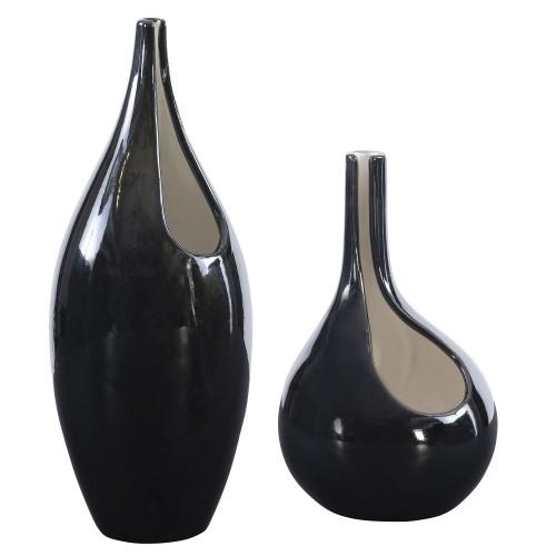Lockwood Modern Vases - Set of 2