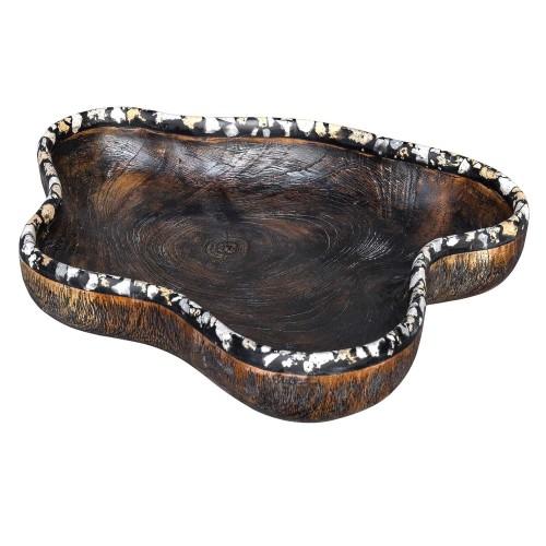Chikasha Wooden Bowl - Large