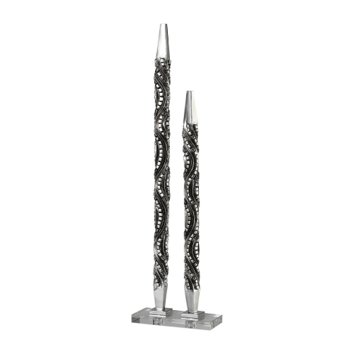Twisted Decorative Spears