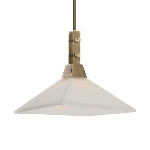 Brookdale Industrial 1 Light Pendant