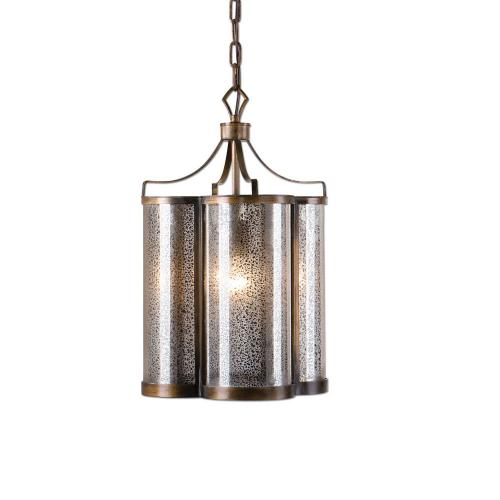 Croydon 1 Light Mercury Glass Pendant