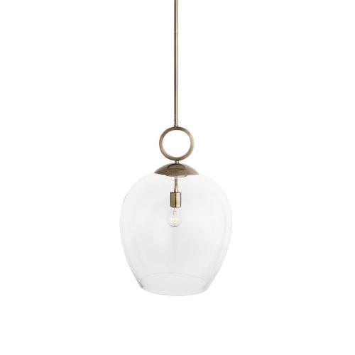 Calix Large Light Pendant - Blown Glass