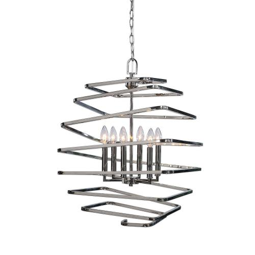 Coillir 6 Light Modern Pendant