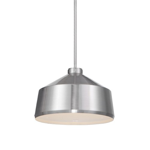 Holgate 1 Light Pendant - Nickel