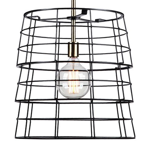 Grader 1 Light Cage Pendant