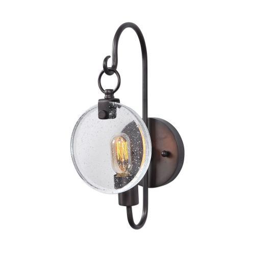 Whitten 1 Light Sconce - Bronze