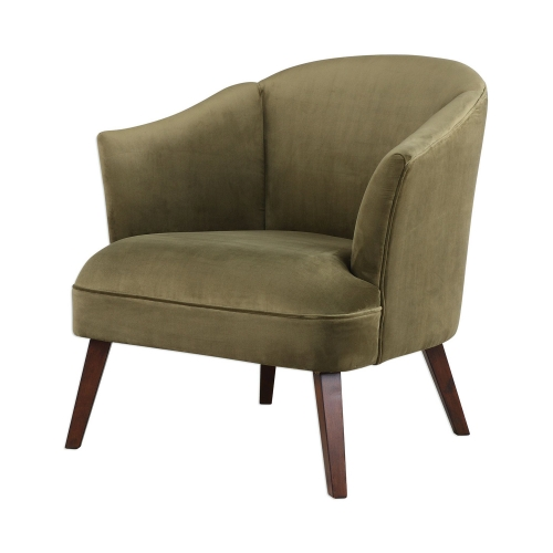 Conroy Accent Chair - Olive
