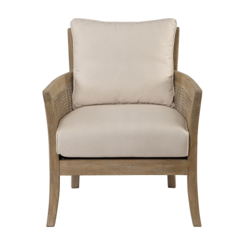 Uttermost Encore Armchair - Natural