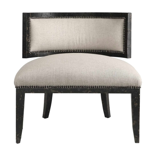 Somer Accent Chair - Oatmeal