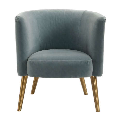 Haider Accent Chair - Gray