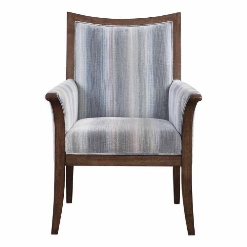Safiya Coastal Accent Chair