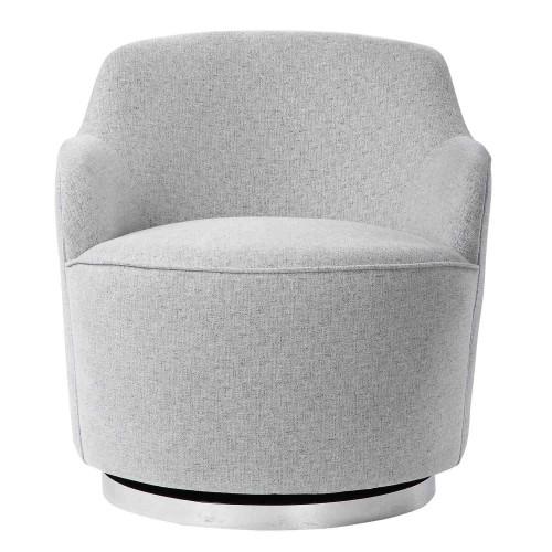 Hobart Casual Swivel Chair