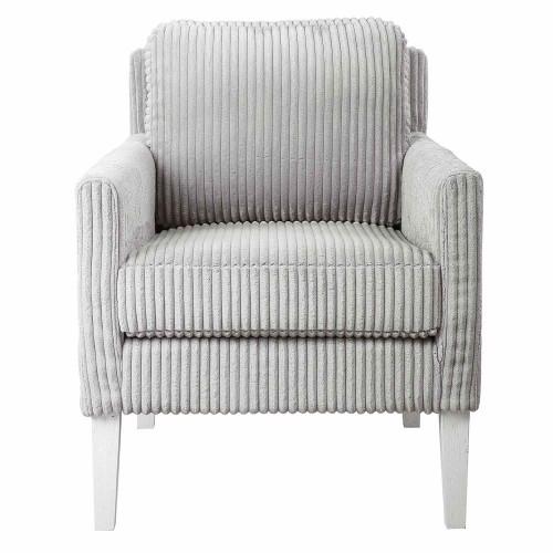 Cavalla Accent Chair - Gray