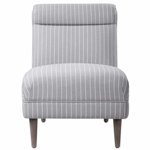 Grenada Accent Chair - Light Gray