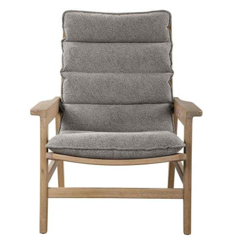 Isola Accent Chair - Oak