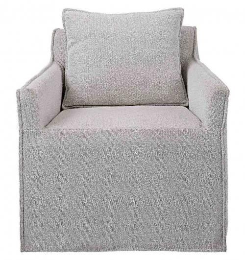 Welland Swivel Chair - Gray