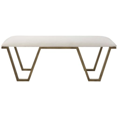 Farrah Geometric Bench