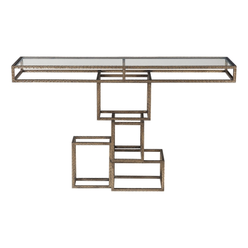 Ruslan Console Table - Bronze