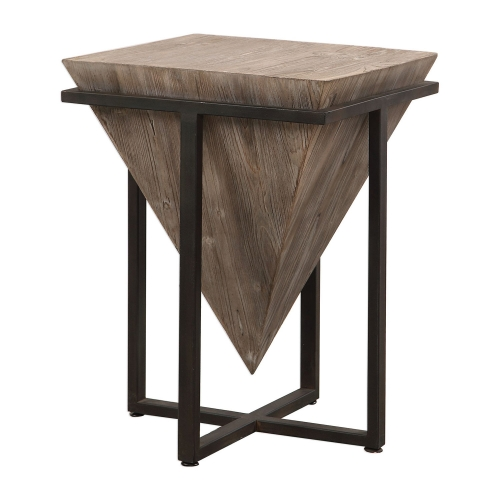 Bertrand Accent Table - Wood