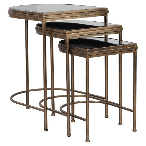 India Nesting Tables - Set of 3