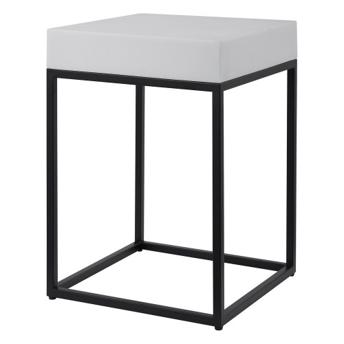 Gambia Accent Table - Marble