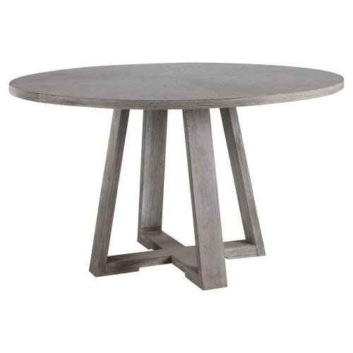Gidran Dining Table - Gray