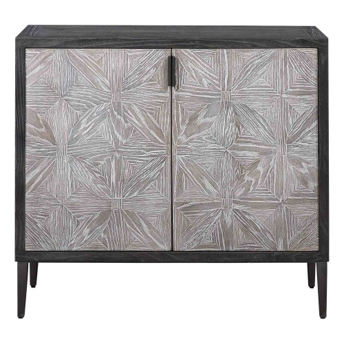 Laurentia 2 Door Accent Cabinet